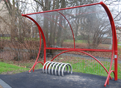 ARTOTEC Cycle shelter CYCLOBIK
