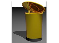 ARTOTEC Dust-bins MUSSEL PEARL