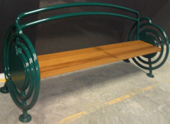 Bench RE-WIND