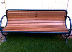 Bench ROLLING-ROCKING
