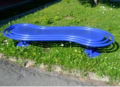 Bench ZIG-ZAG