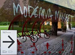 SPIRELISM at the MODERN ART MUSEUM - Moderna Muséet, Skeppsholmen, Stockholm