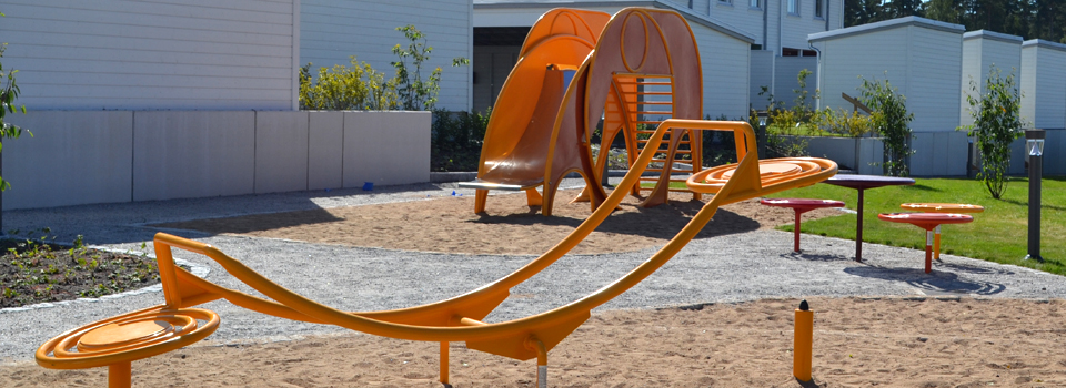 Artotec Recreational Scultptures Playground Equipment And