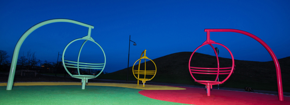 Artotec Recreational Scultptures Playground Equipment And