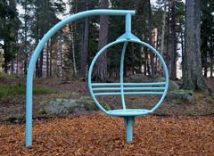 Saimaparken, Centro de Akalla, Estocolmo