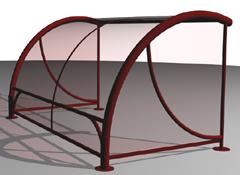 ARTOTEC Abris multifonction modulable pour poussettes BABYDOLINE