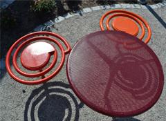 ARTOTEC Table de pique-nique PICNICULYS & Banc PALL-ETT