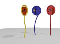 ARTOTEC Panneaux de signalisation ZIGNALITIX