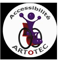 Accessibilité d´ARTOTEC