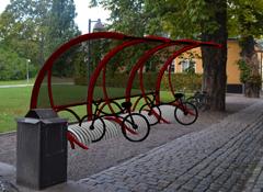 Stojak i osłona na rowery CYCLOBIK