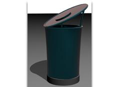 Kosz na śmieci MUSSEL-PEARL