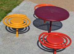 Stolik piknikowy PICNICULYS