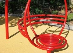 Obrotowe krzesło ZICKI